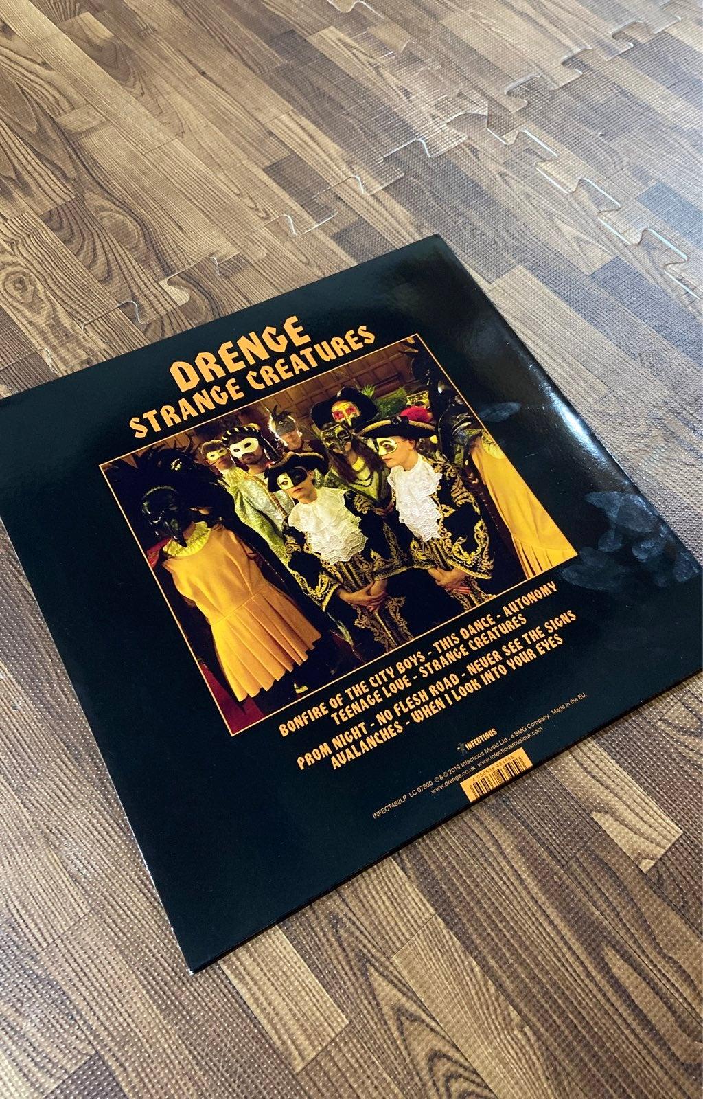 Drenge Strange Creatures Vinyl