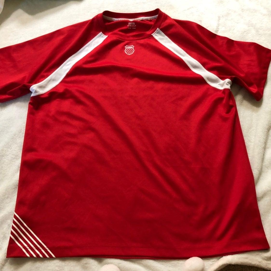 K-Swiss mens shirt