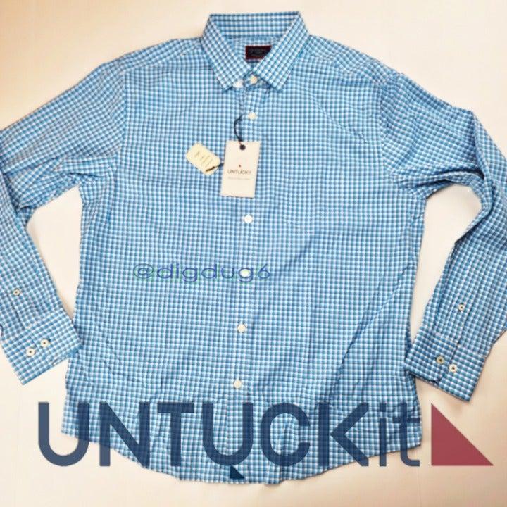 Untuckit Button Shirt - Belden