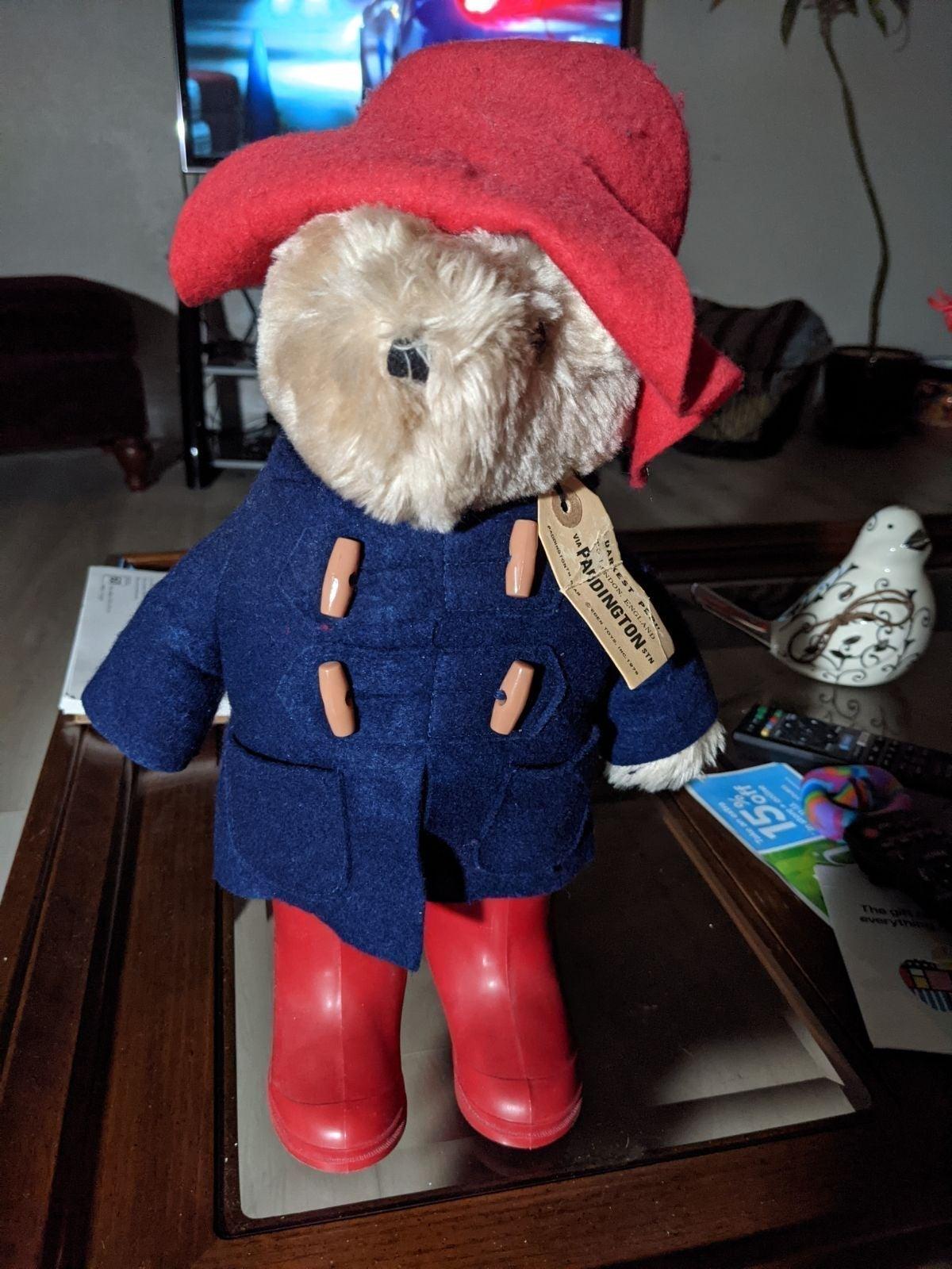 Paddington Bear Plush