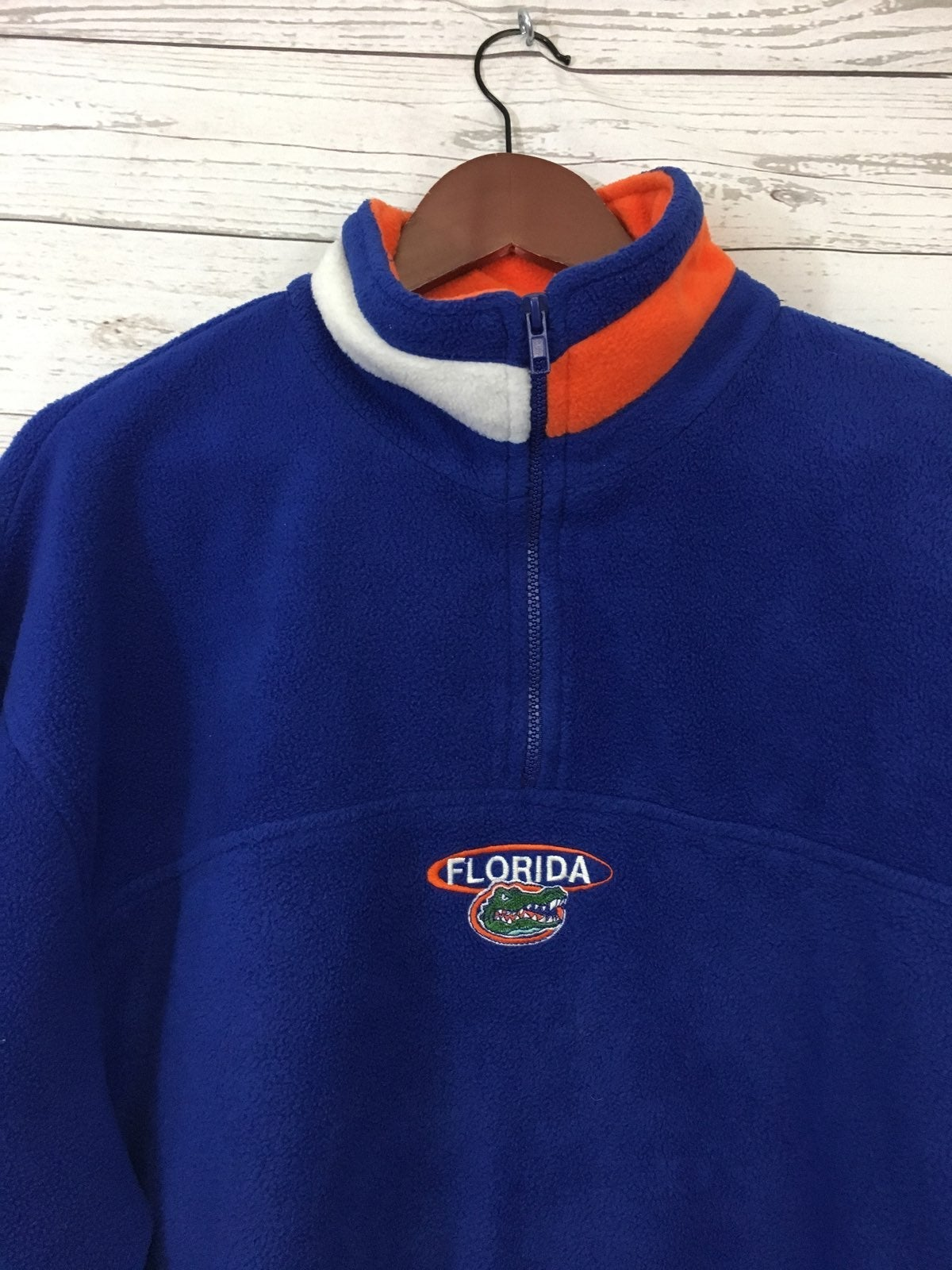 Florida Gators  Fleece Pullover Size L