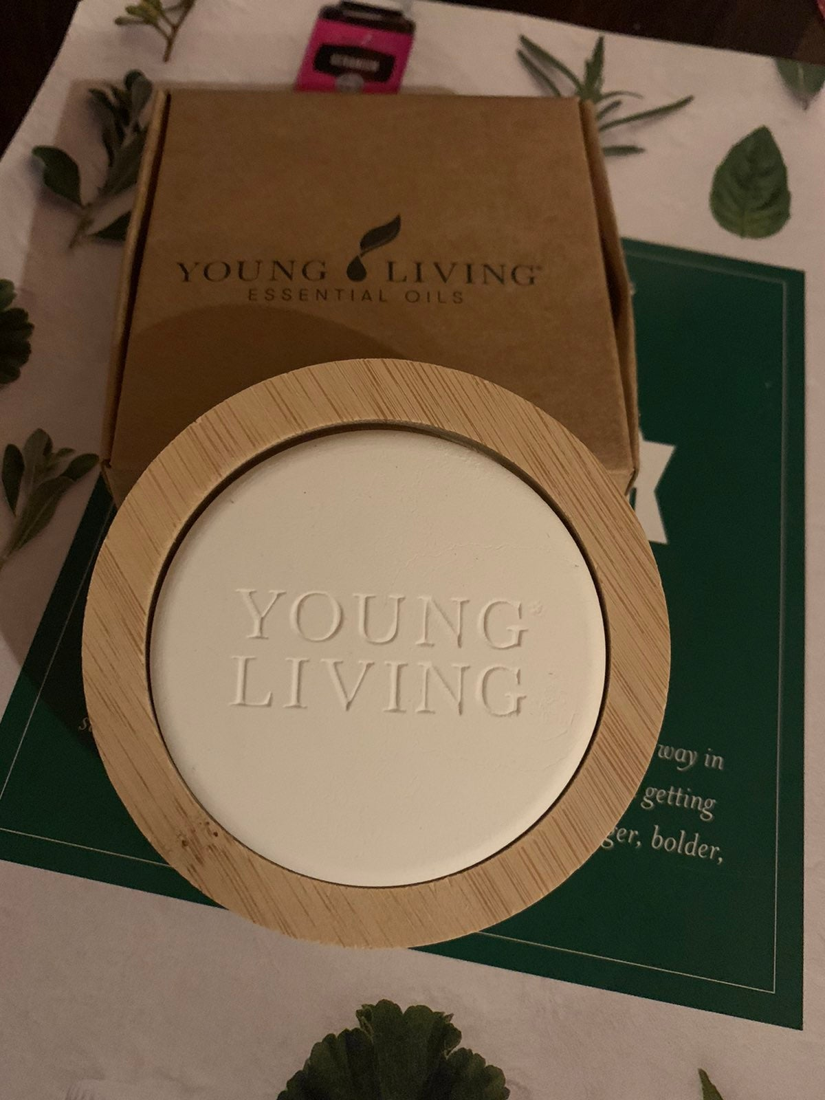 Young Living Mini Travel Passive Diffus