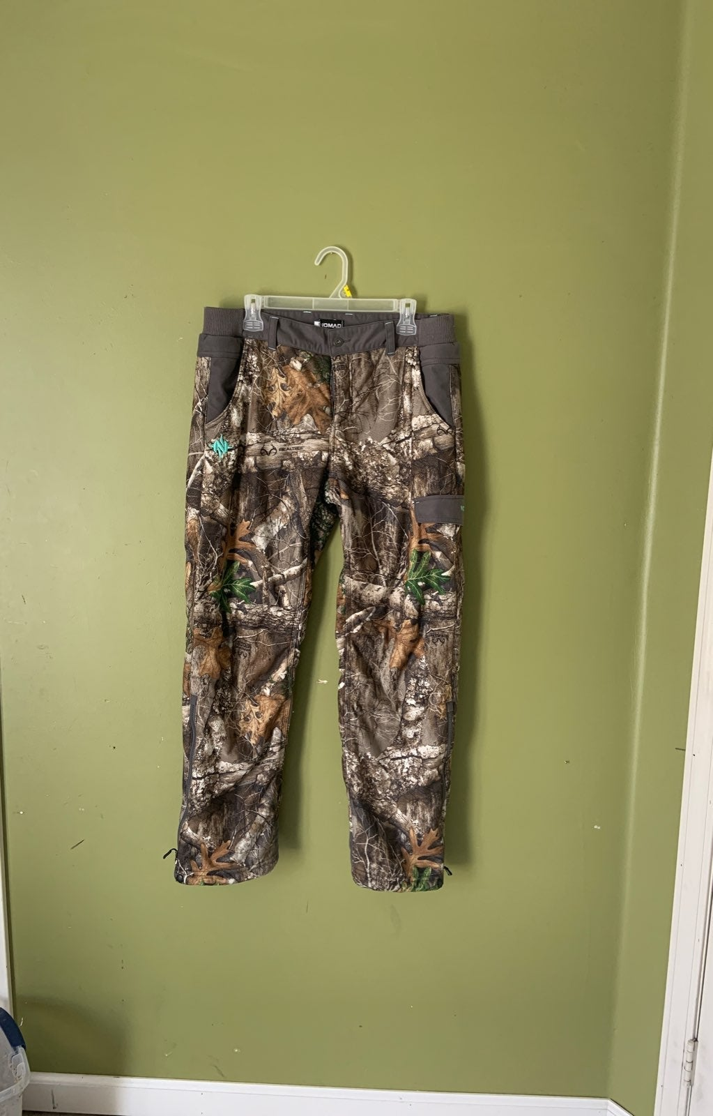 Nomad Fleece Lined Hunting Pants
