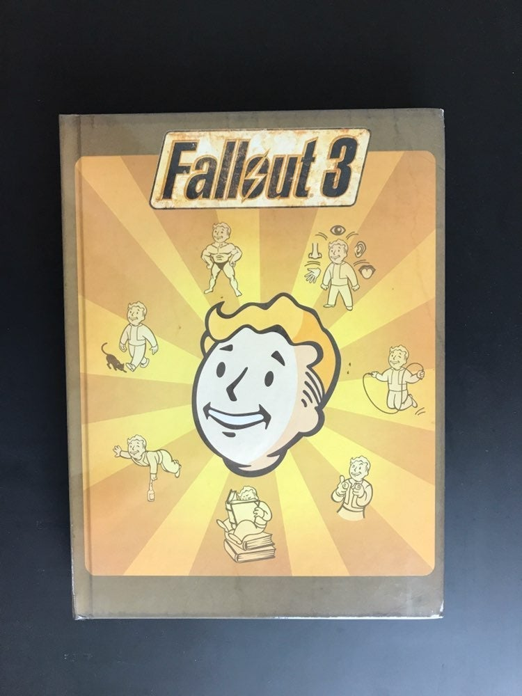 Fallout 3 Official Game Guide Prima
