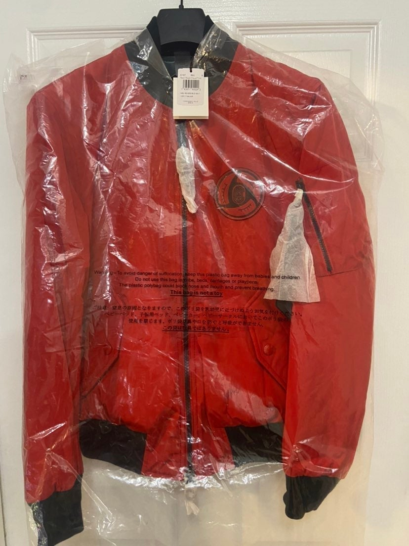 Coach X Michael B Jordan Naruto jacket S
