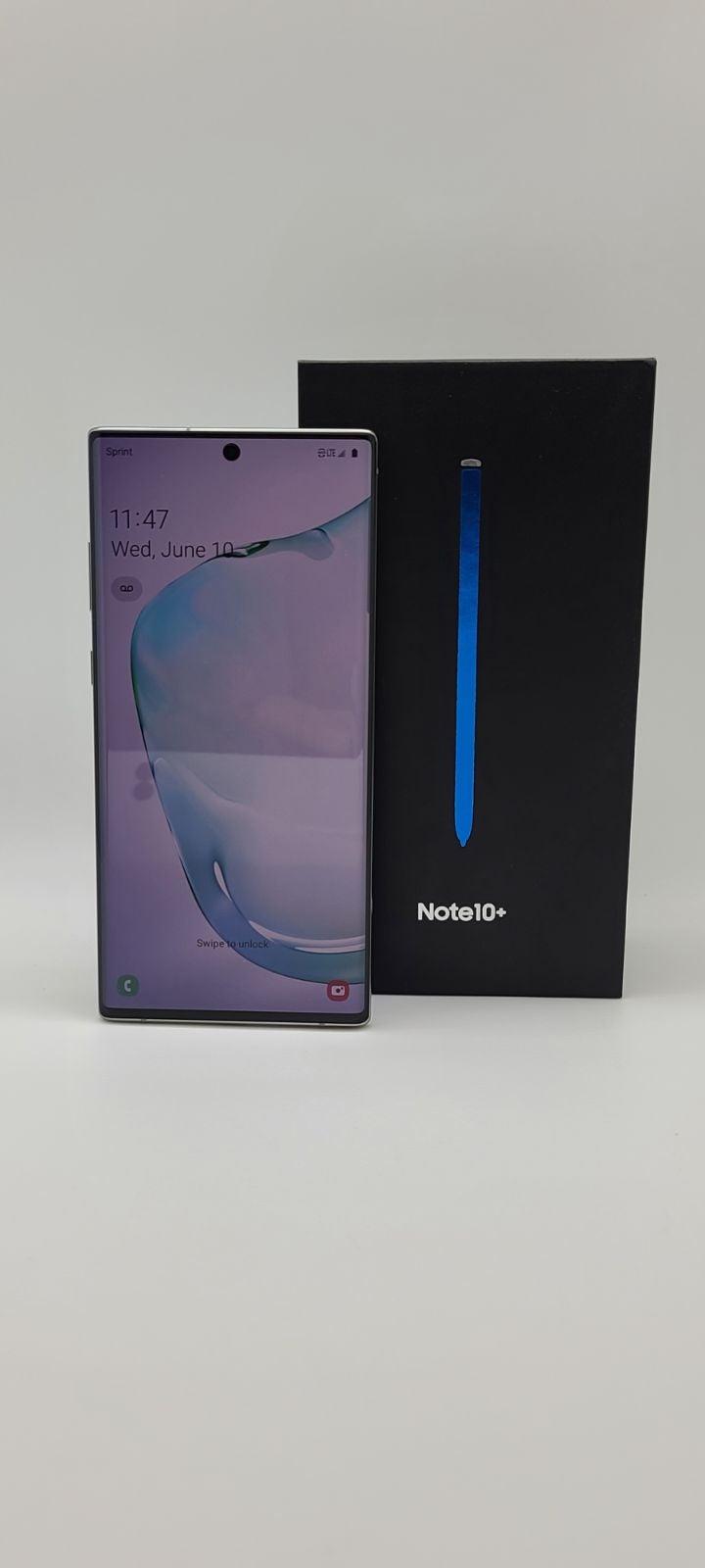Samsung Galaxy Note10+ 256GB unlocked au
