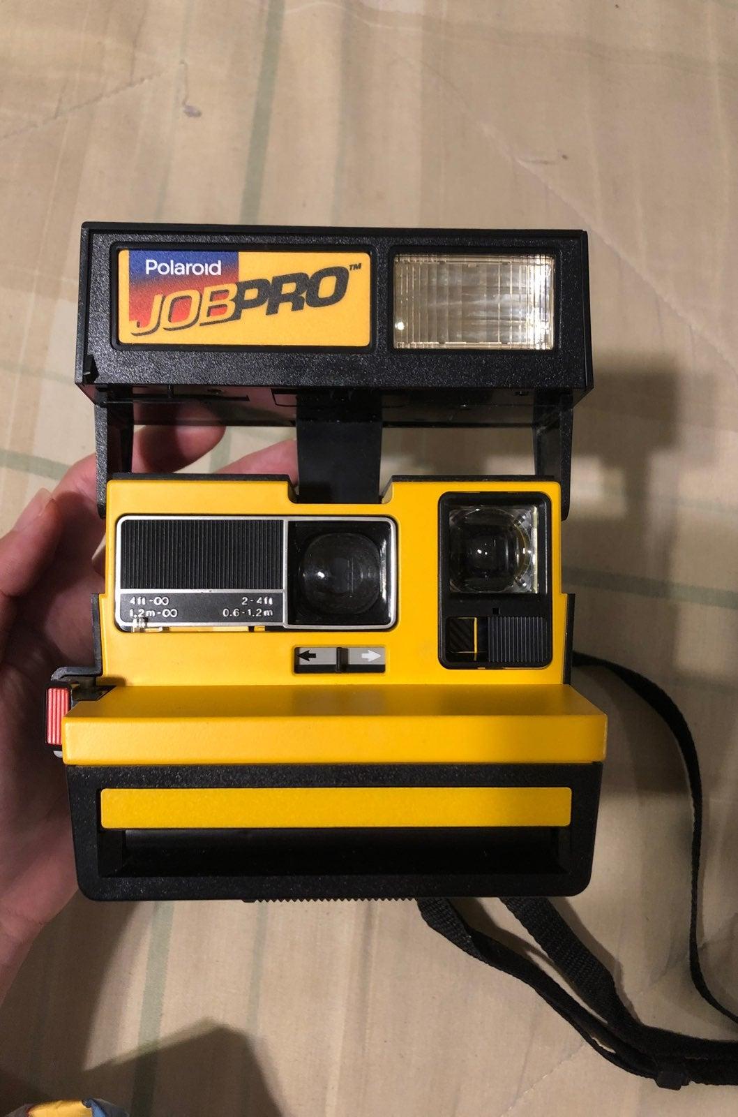 Polaroid job pro