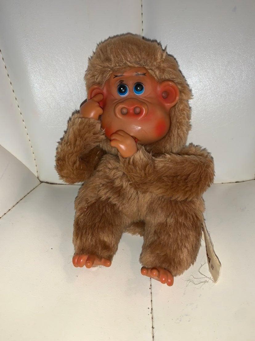 Russ vintage plush monkey gorilla