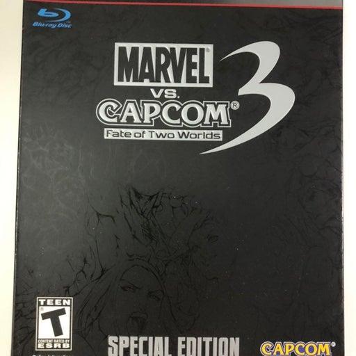 Marvel vs Capcom 3 Special Edition