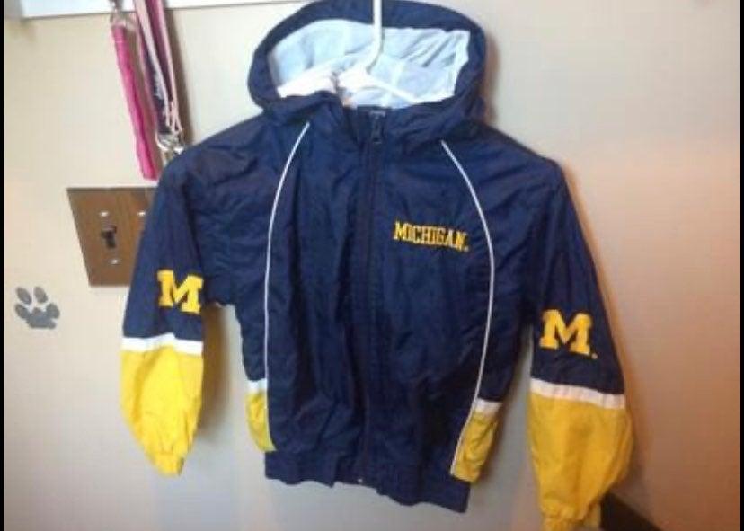 Kids Michigan Jacket