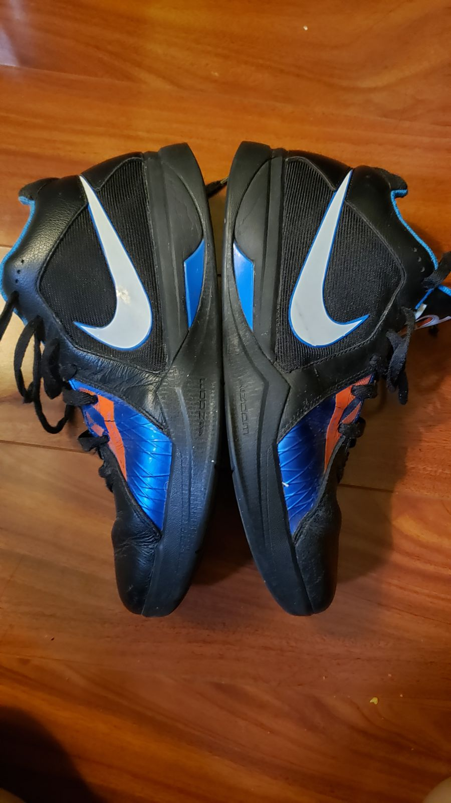 2010 Nike Zoom Kevin Durant KD lll 9.5