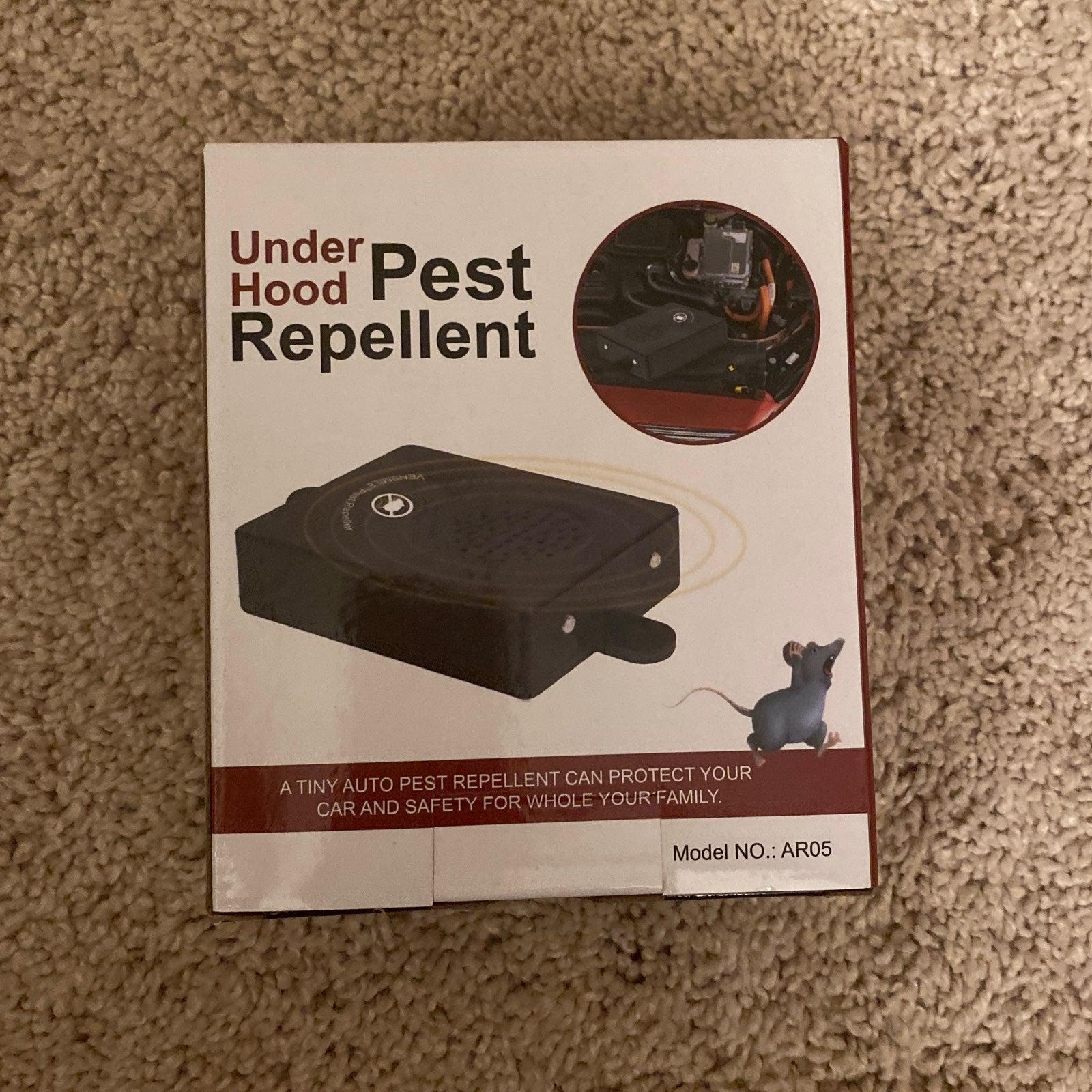 Under hood pest repellent new