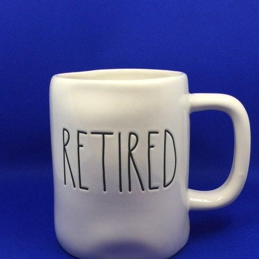 Rae Dunn Retired Mugs