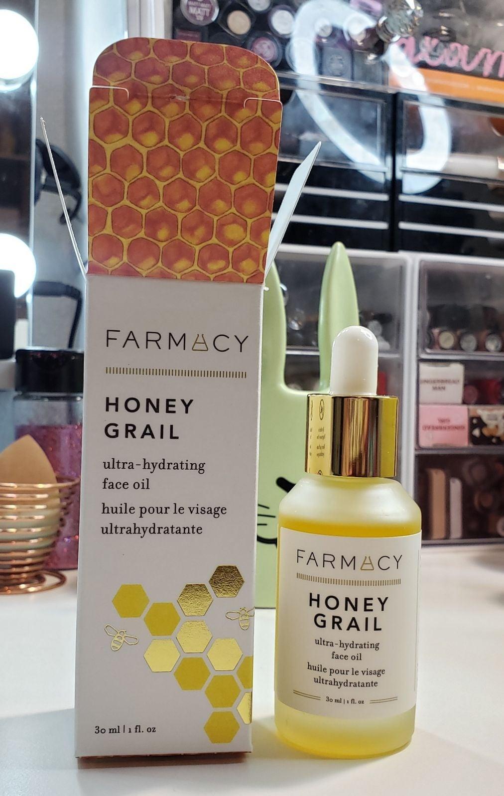 Farmacy Honey Grail Face Oil
