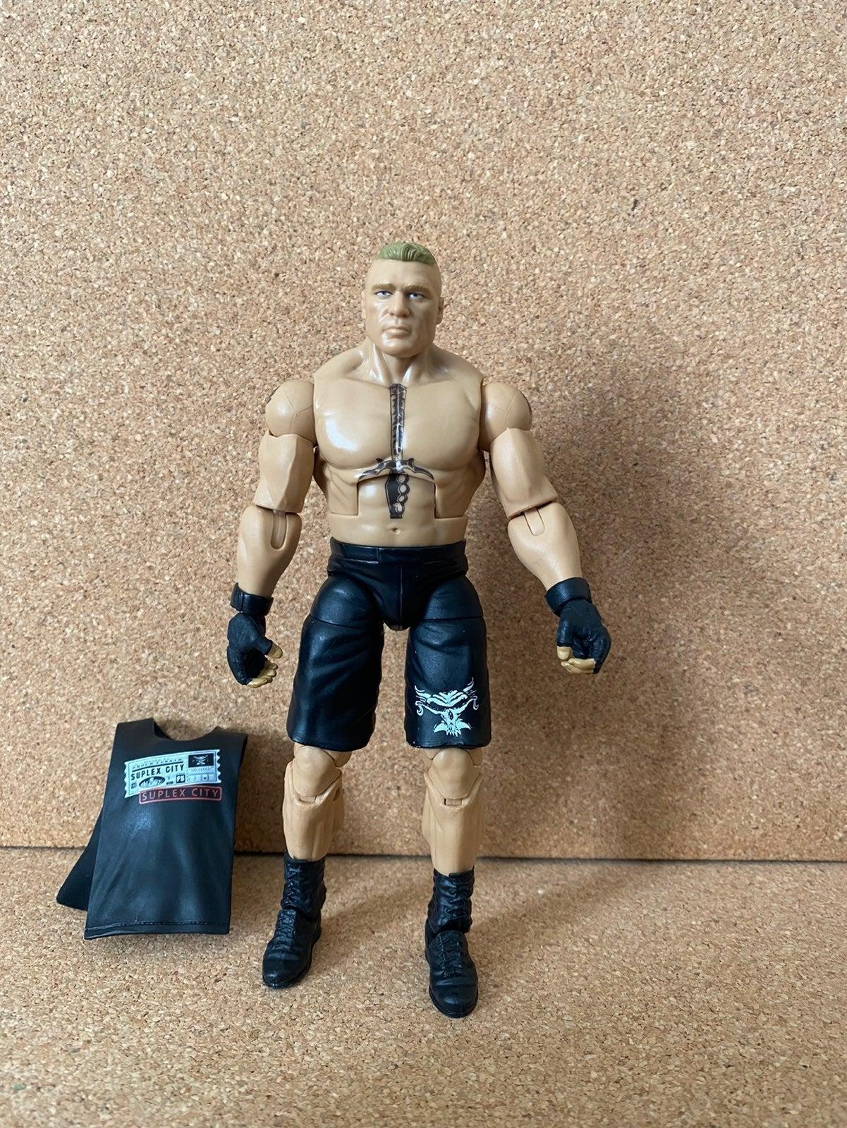 WWE Elite Series 55 Brock Lesnar *USED*