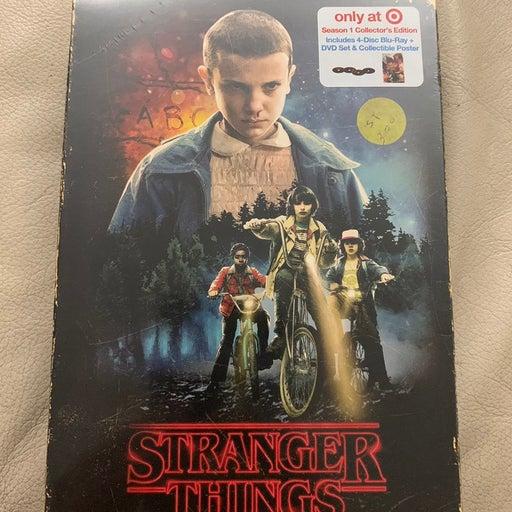 Stranger Things Season 1 Blu-ray