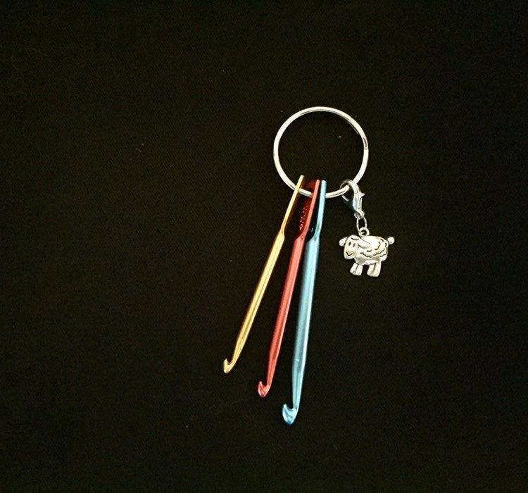Knit Fix Hooks, Sheep Stitch Marker