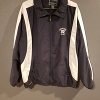 Notre Dame Holloway Jacket Mens Large