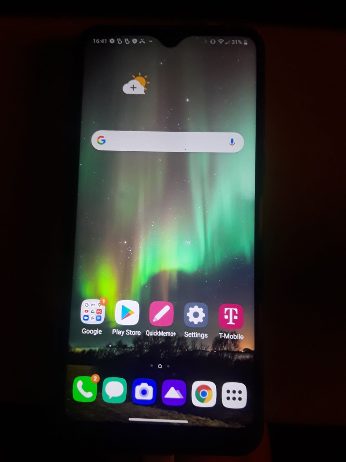LG K51 32G gray Cellphone with 3 months