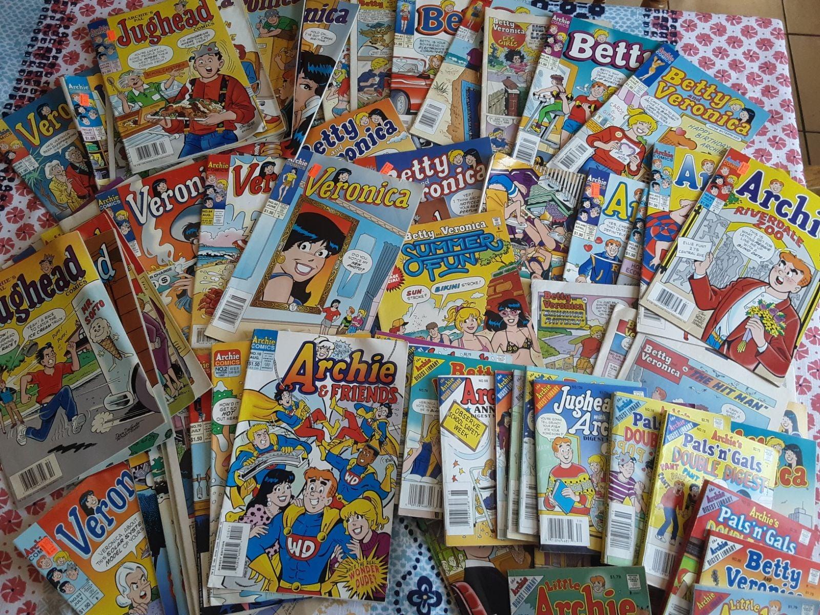 archie comics bundle