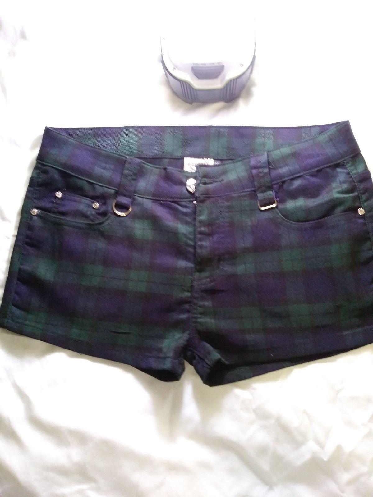"""Women's """"Tartan"""" Shorts"""