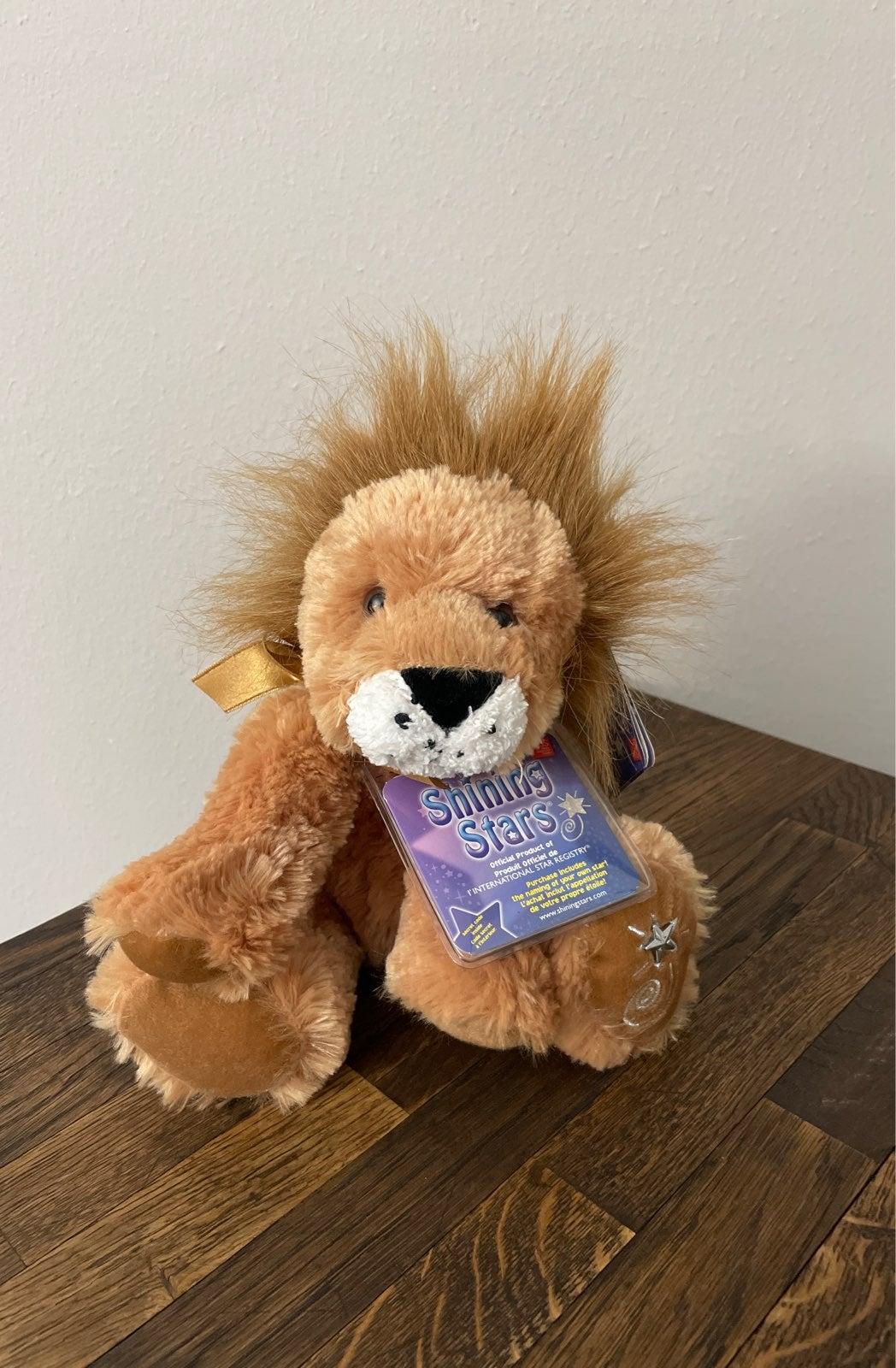 Shining Stars Lion plush