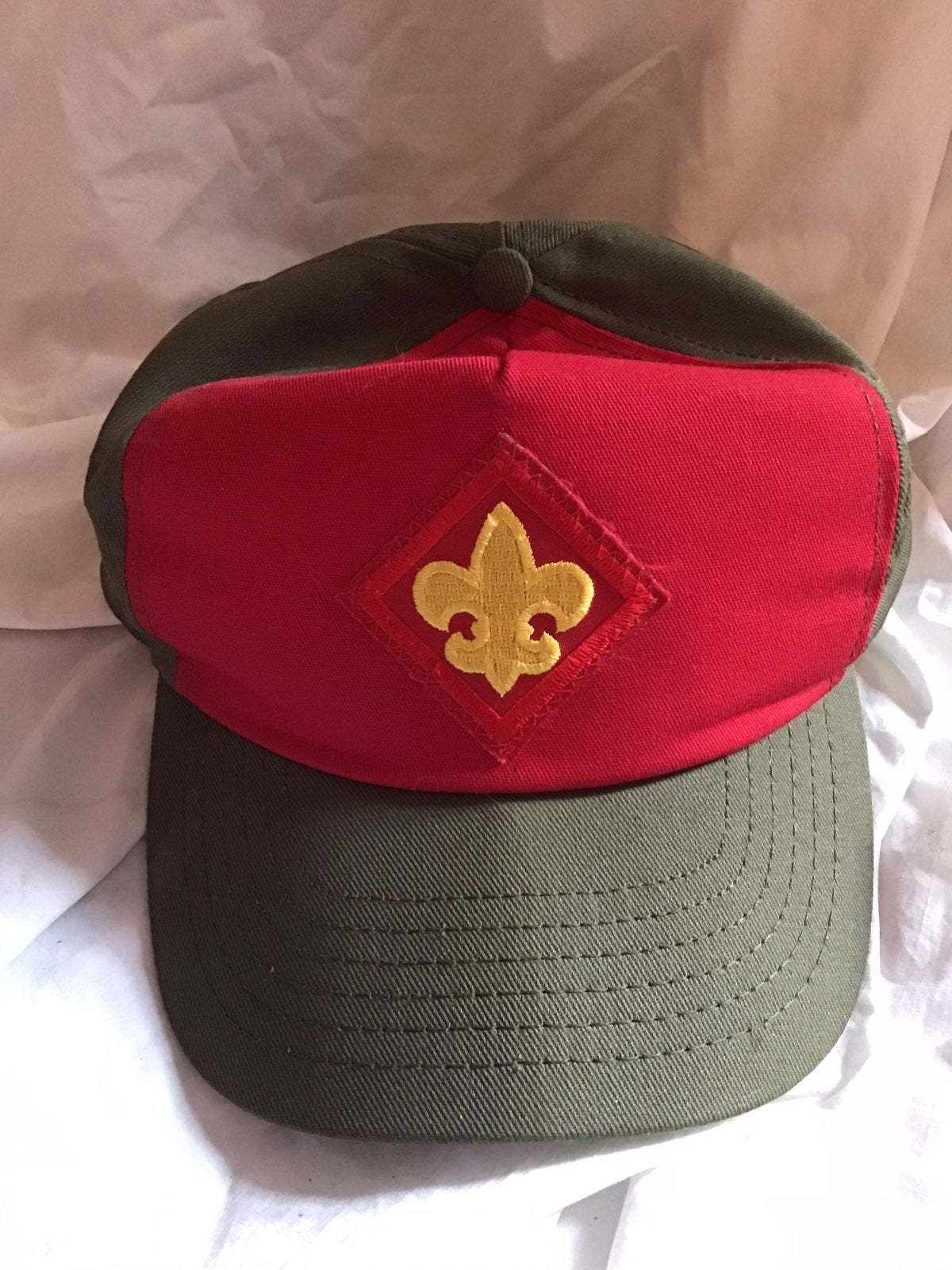Boy Scout Hat Very Good condition