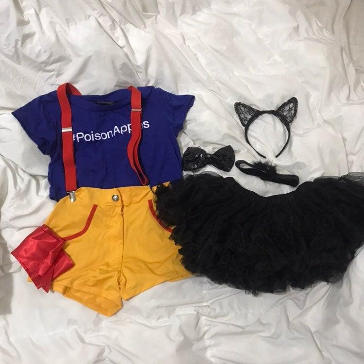 bundle halloween 3 costumes