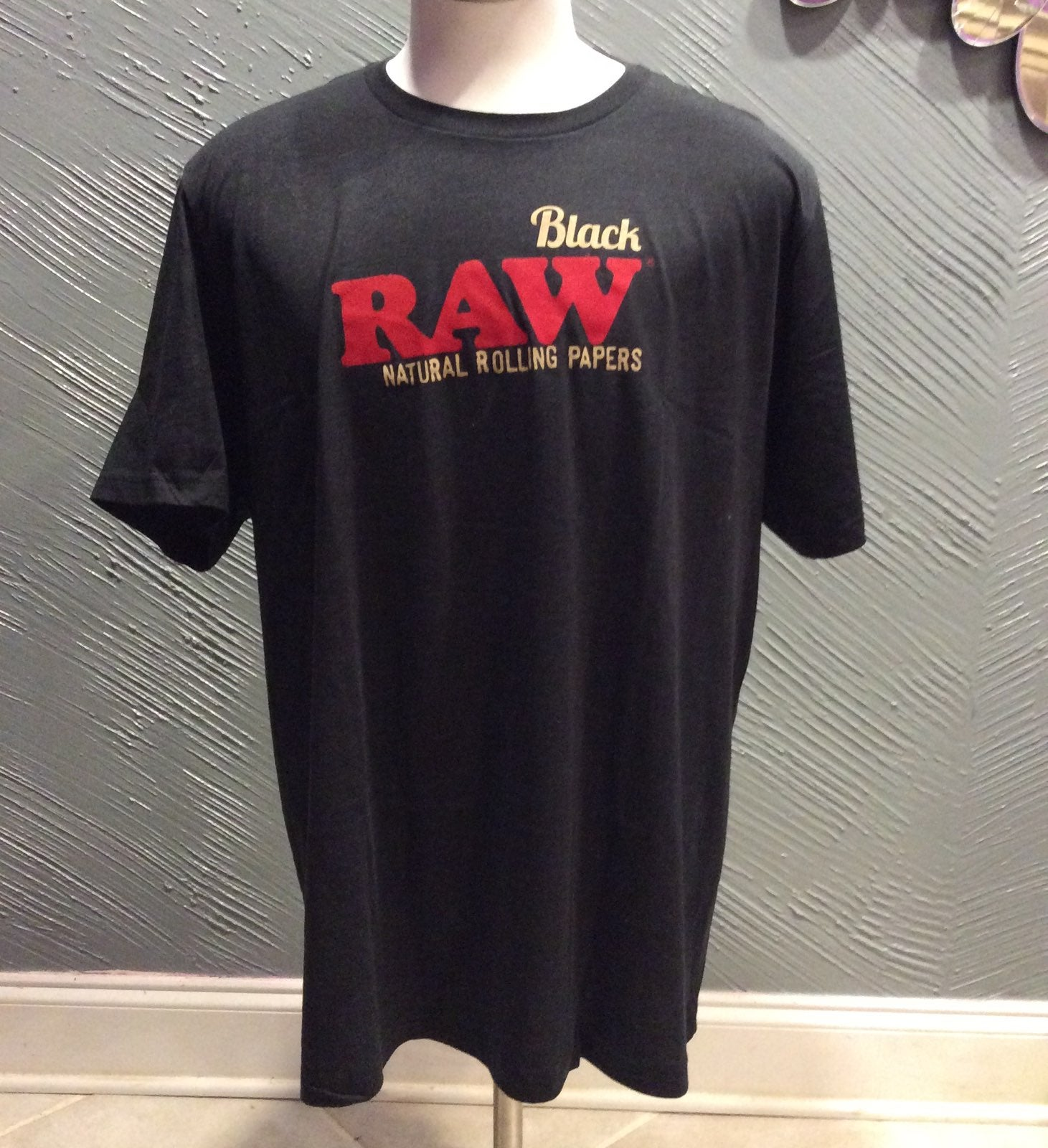 XXL RAW Black Taste Your Terps Tshirt