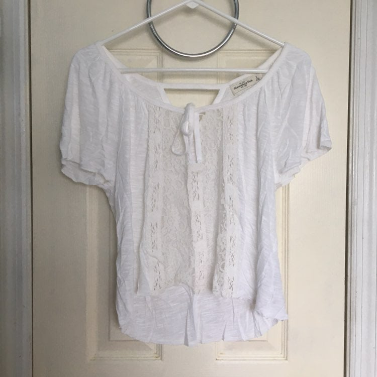 Abercrombie and Fitch Lace Top