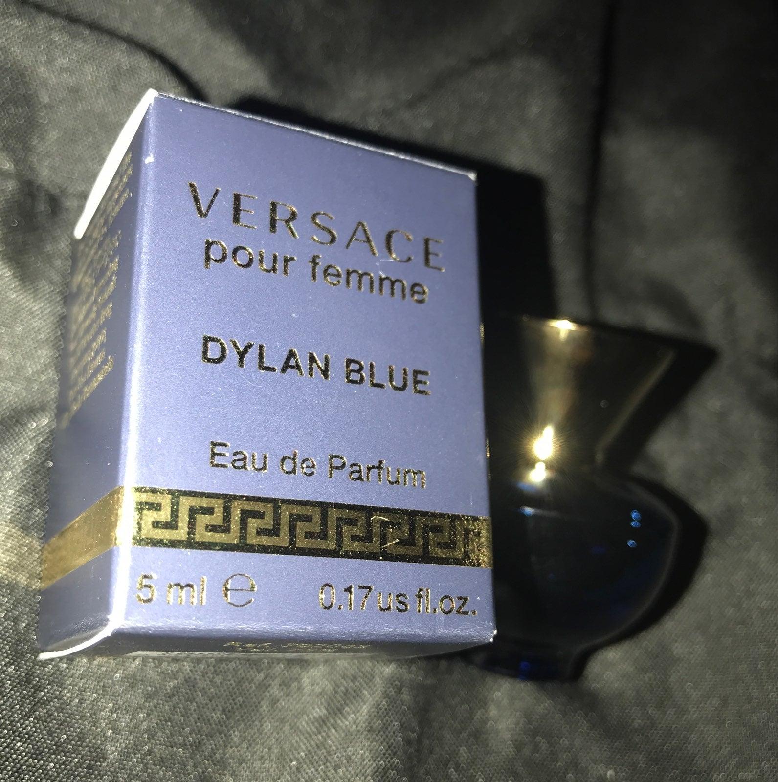 Versace Dylan Blue mini perfume