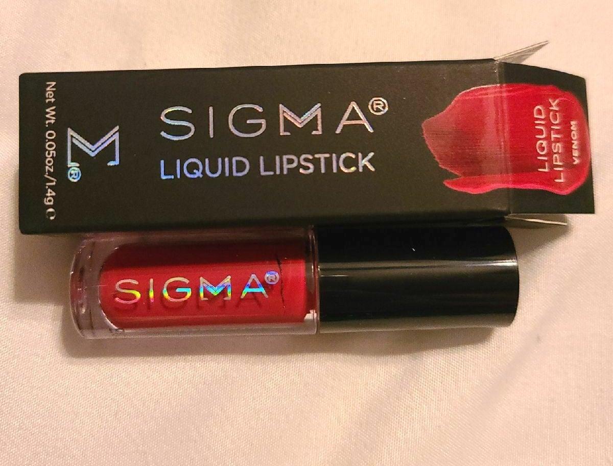 Sigma, Yensa, & Cargo Lip products