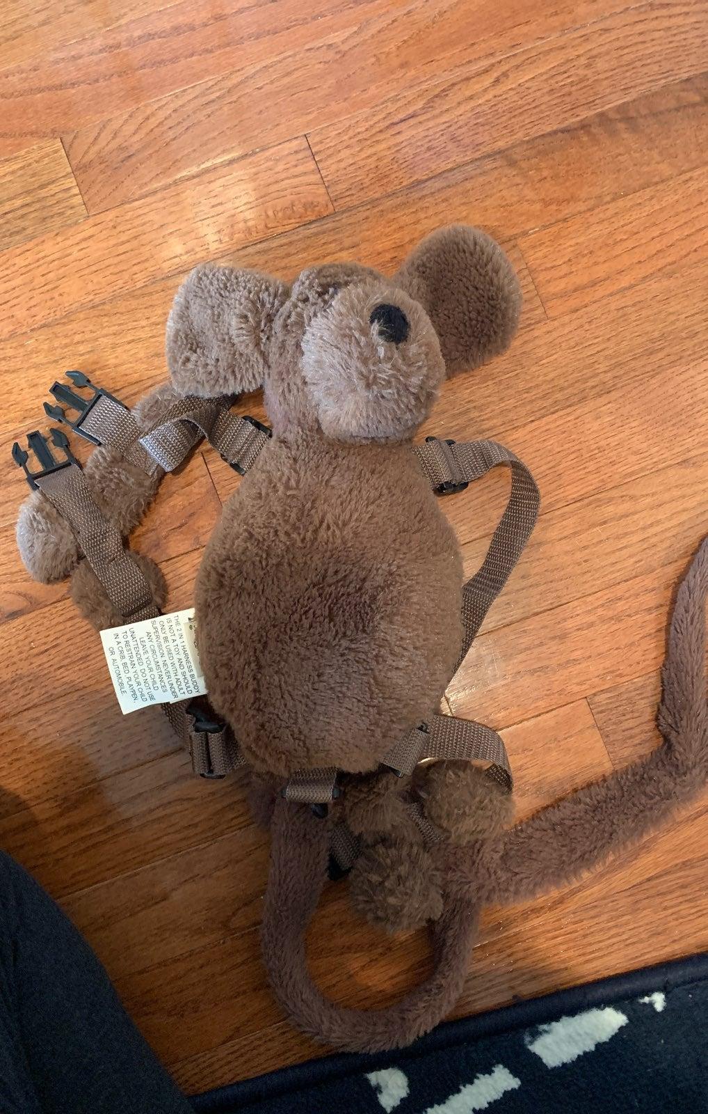 eddie bauer back harness