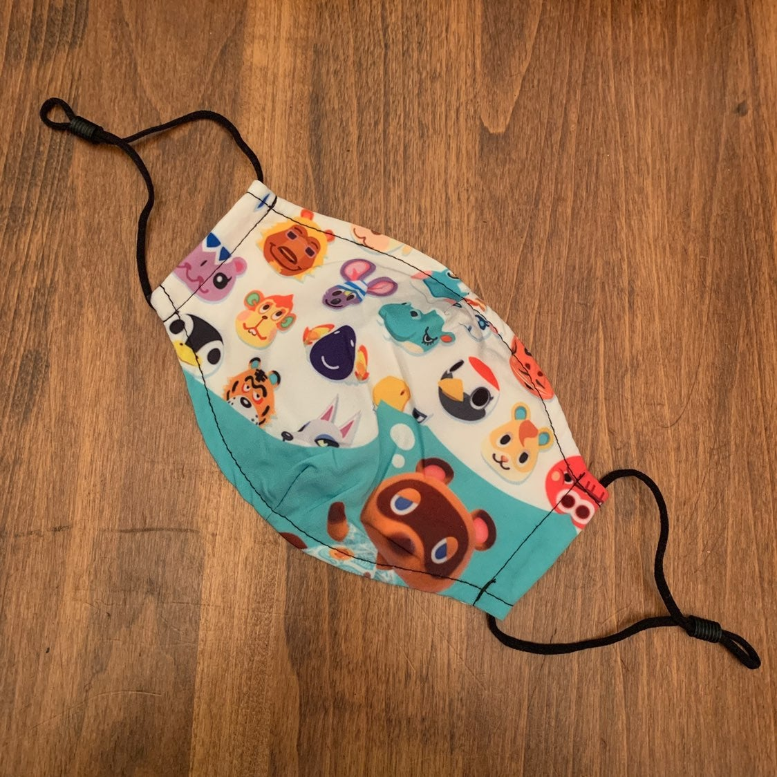 Tom Nook & friends breathable face mask