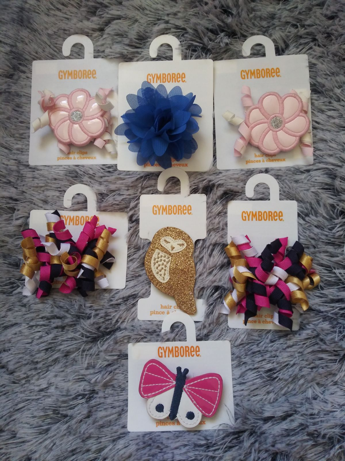 BNIP Gymboree Hair Accessories