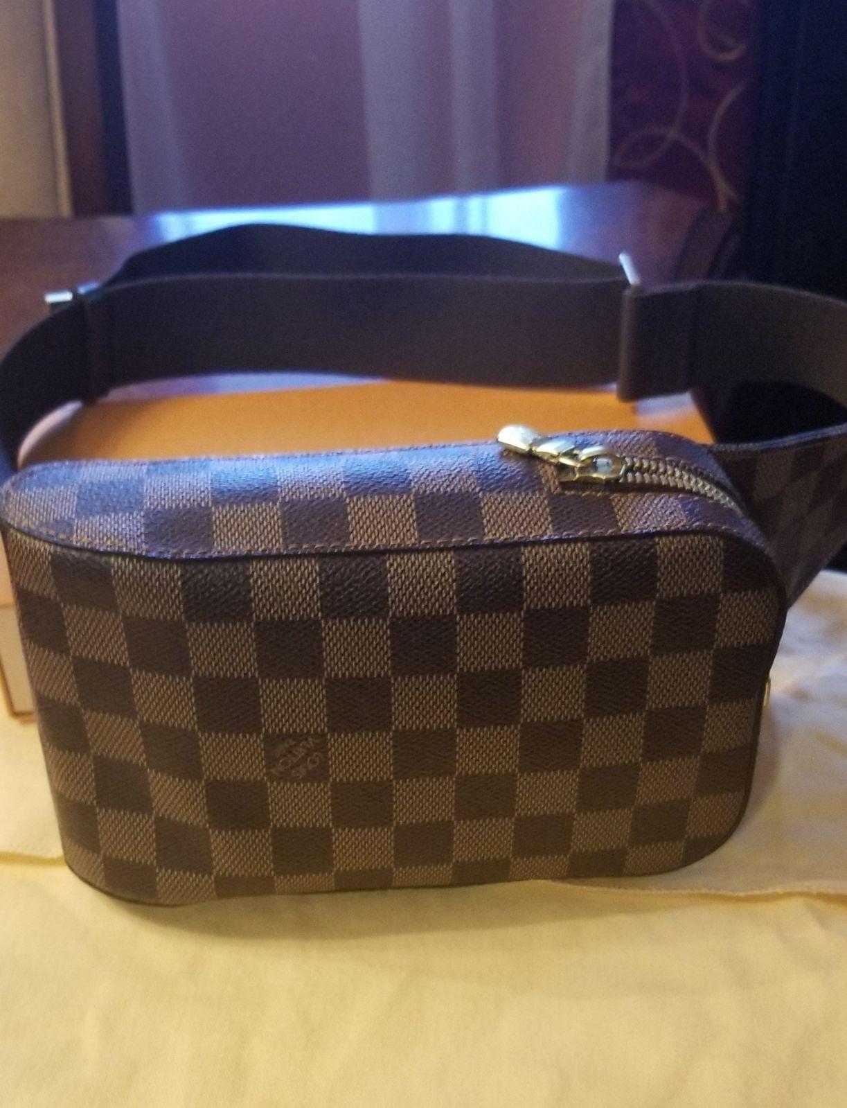 Louis Vuitton Geronmos body bag