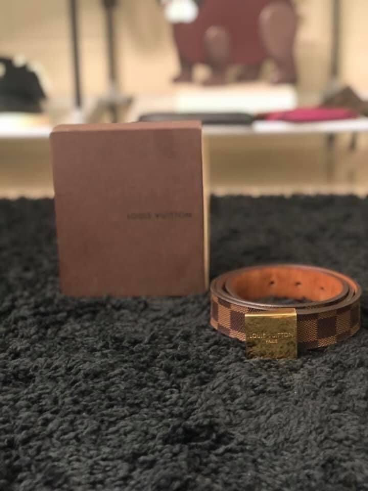 Louis Vuitton Belt 85