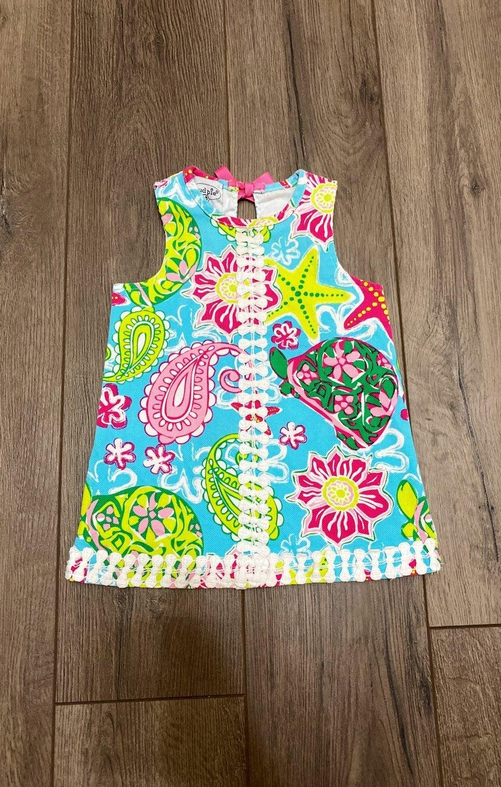 Mud Pie Baby Girls Dress (12-18m)