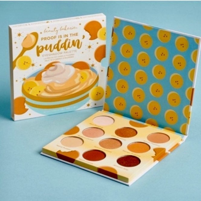 Proof Is In The Puddin Eyeshadow Palette