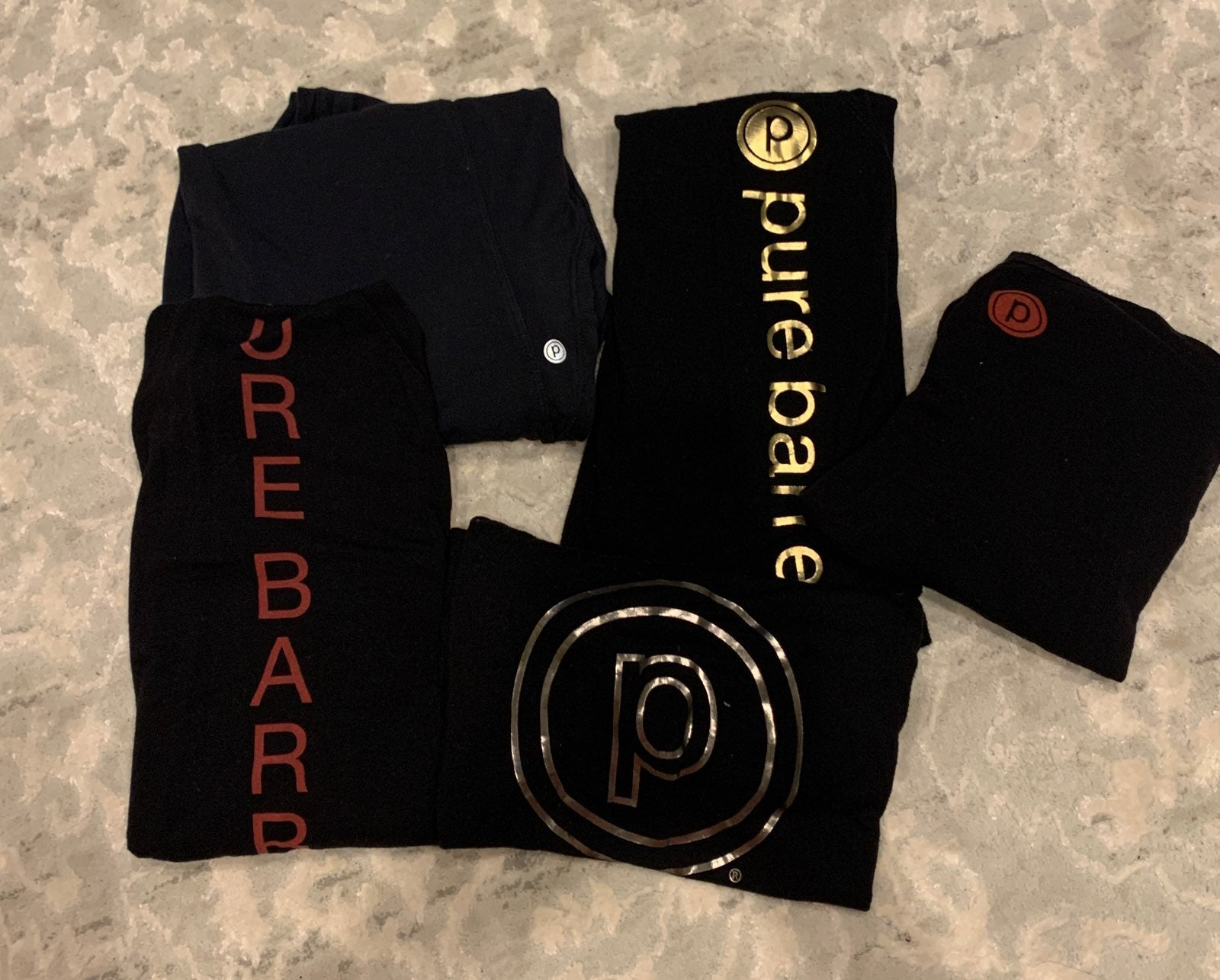 Pure Barre Bundle Tops XS