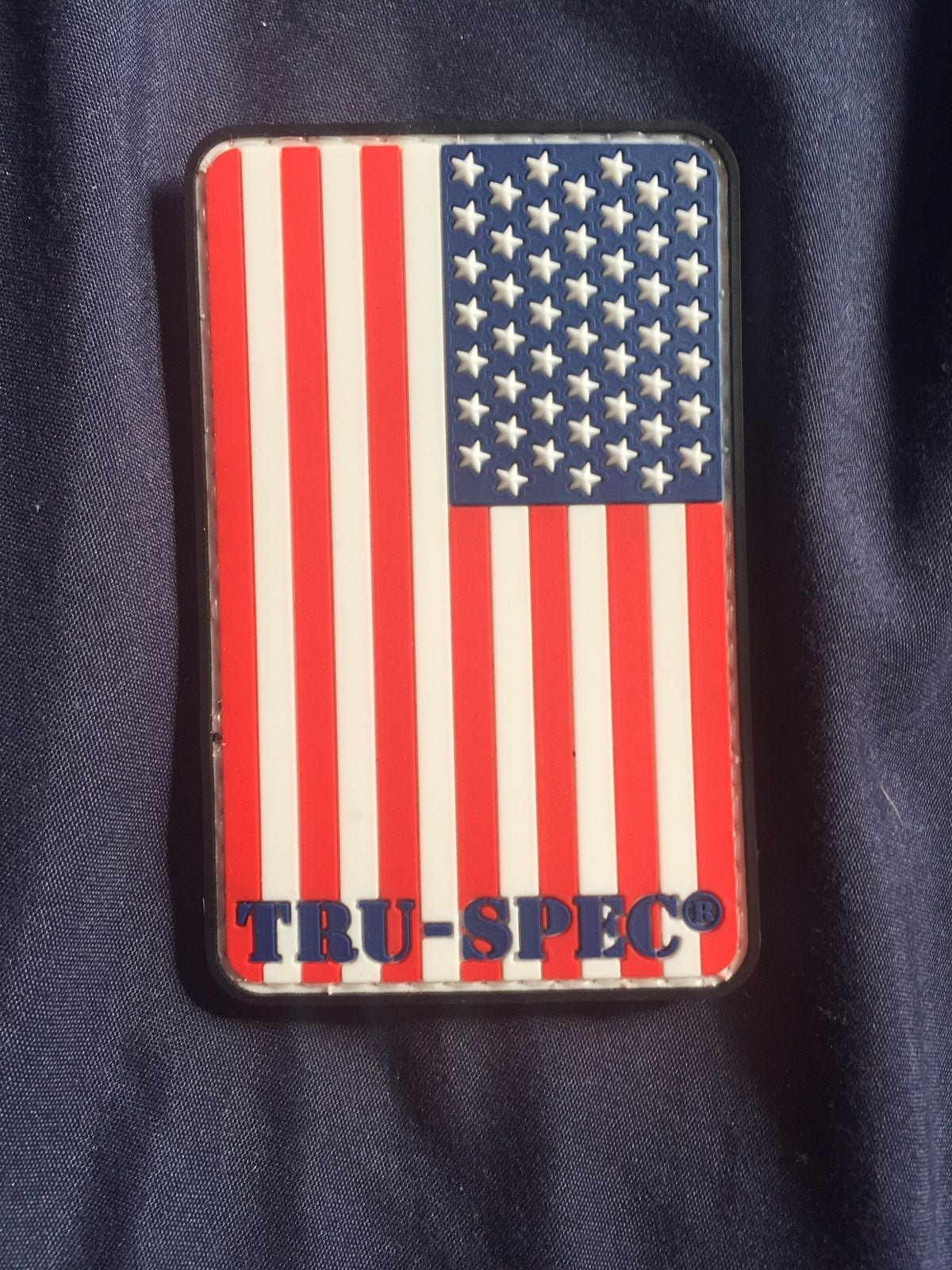Tru-spec velcro flag patch