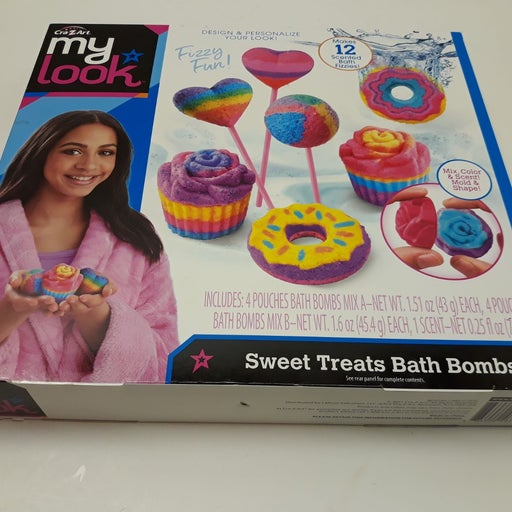 Craz-Z-Art Sweat treat bombs