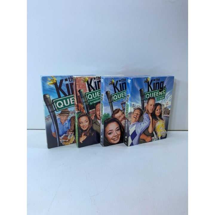 The King Of Queens Seasons 1-4 DVD