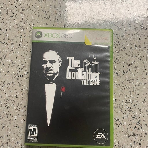 The Godfather on Xbox 360