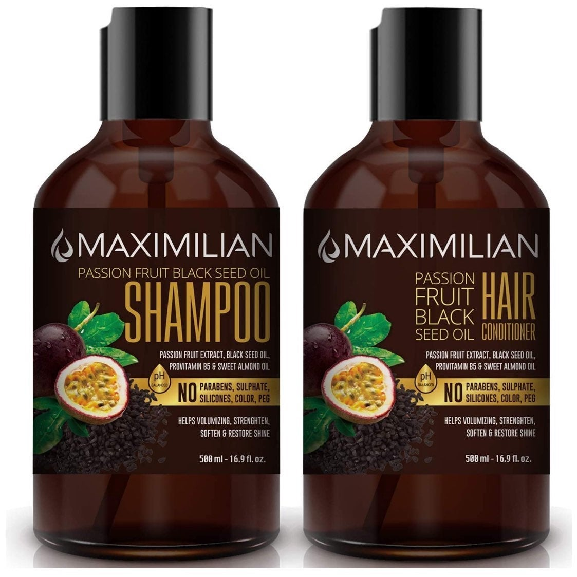 Bundle Shampoo and Aloe