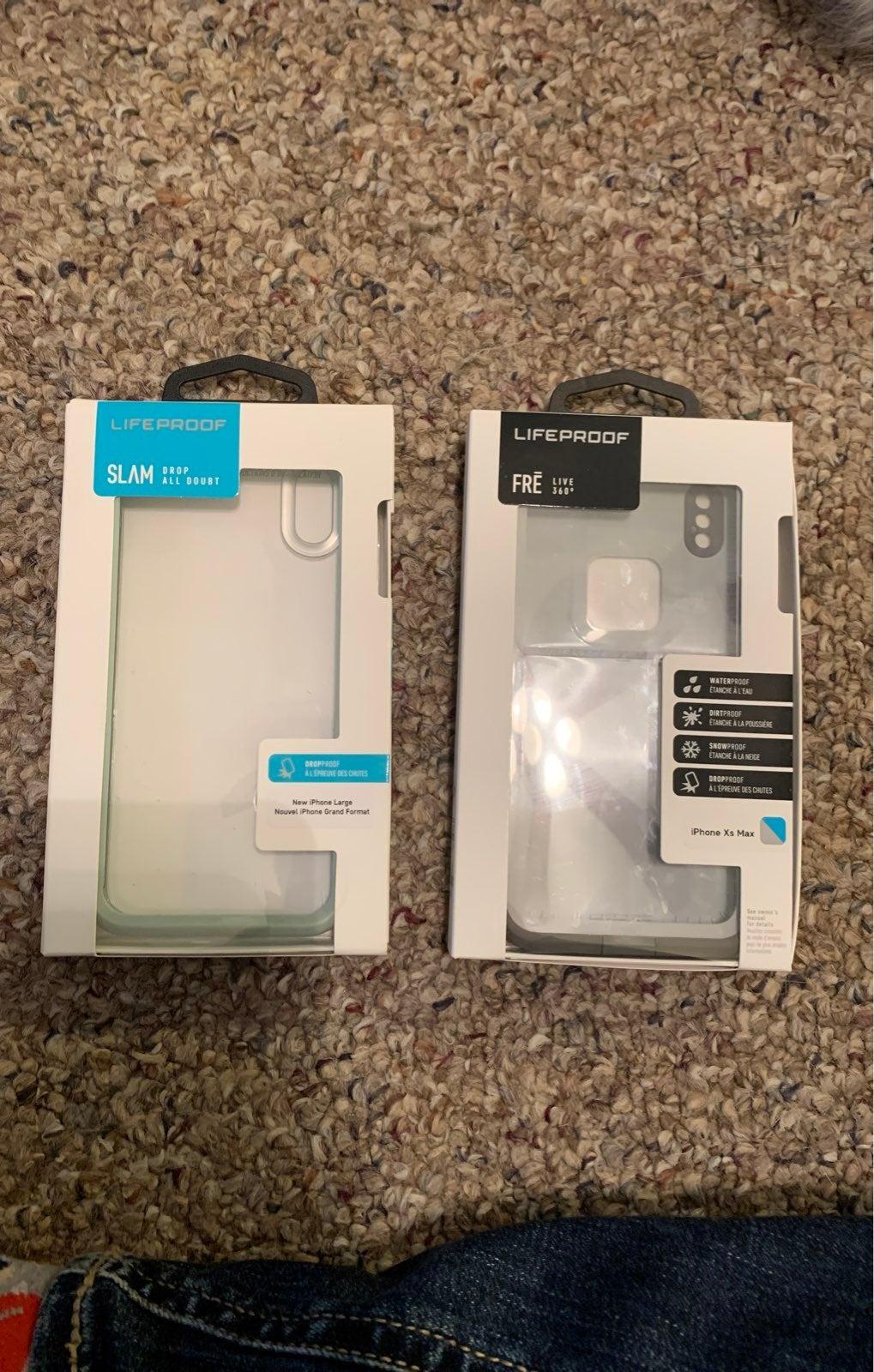 iPhone XS Max Lifeproof Cases