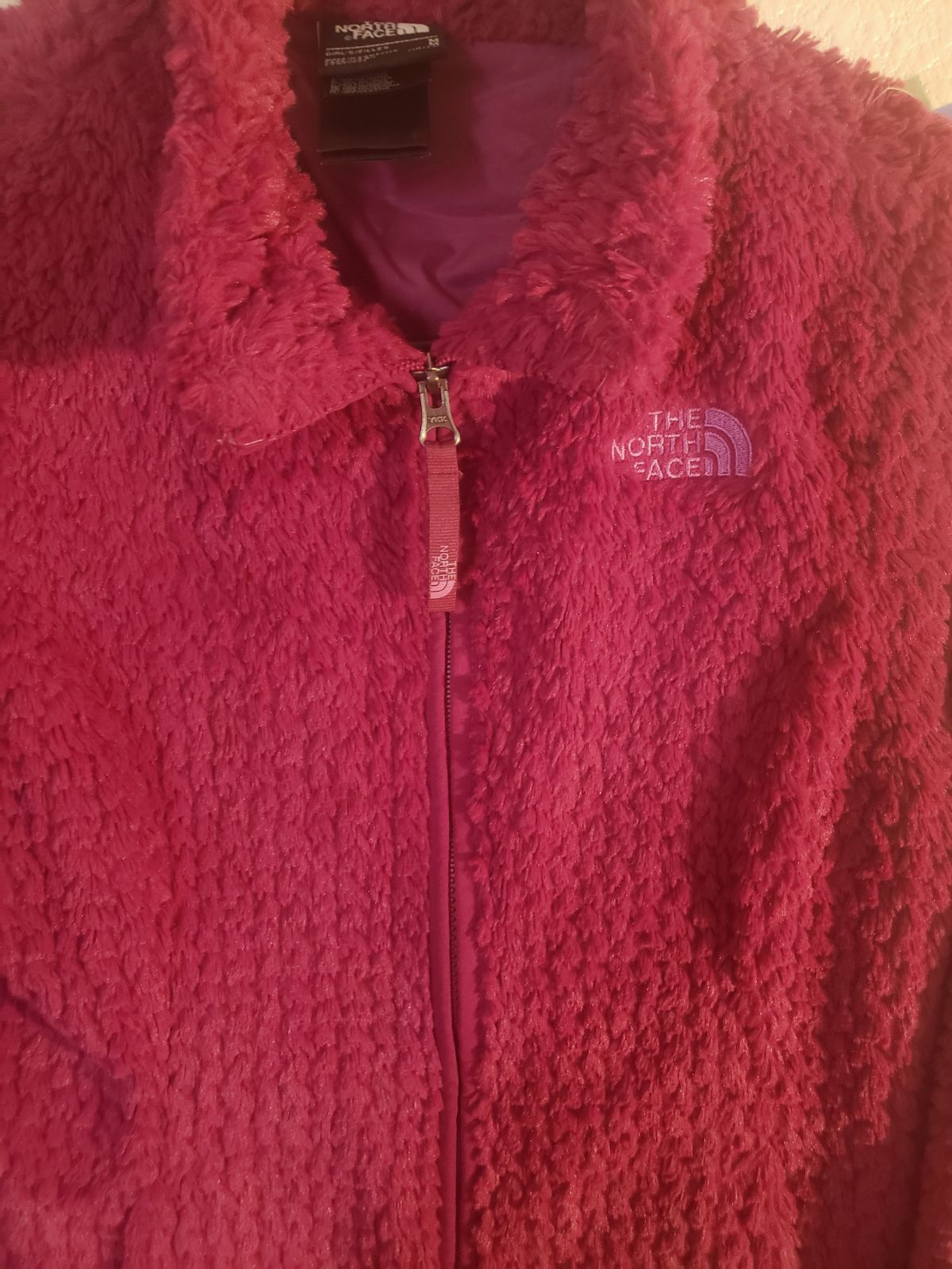 Girls 10/12 (M) North Face Jacket