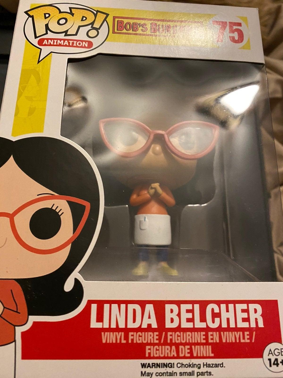 Linda Belcher Bob's Burgers Funko Pop!