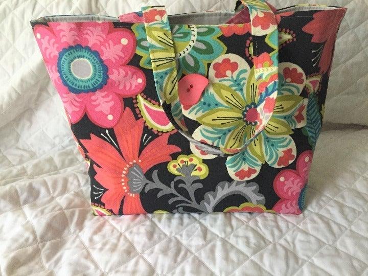 Tote Bag-Knit,Weave,Crochet,CrossStitch