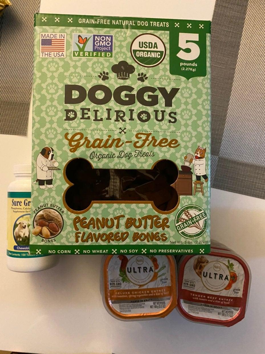 Dog Food Bundle!